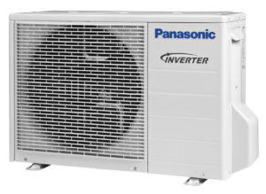 Unité extérieure chauffage climatisation